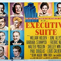 How a wise Business should be run. Here's the final scene from Executive Suite, starring William Holden.