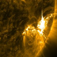 April 10th & 11th: Powerful Solar Storms causing Intense Energy Shifts.