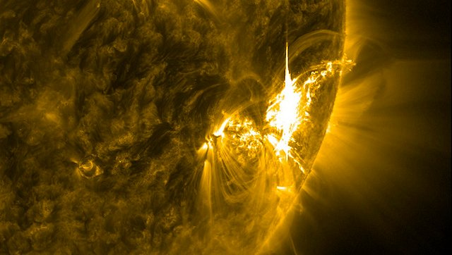 How Major Solar Storms Cause Anxiety, Fatigue & Powerful Energy