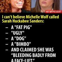 Trump or Michelle Wolf: guess who said the 5 things in this Image?