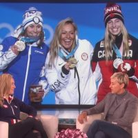 Gold Medal Olympian Explains how to stay Positive when we Feel Stressed.