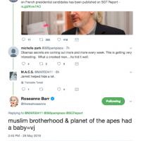 Bill O'Reilly's reaction to Roseanne's racist tweet...surprised me.