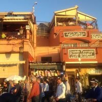 The Lesson I learnt from a Moroccan Street Market.