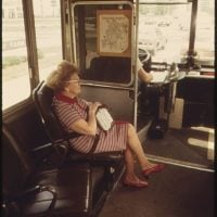 A Letter to the Woman on the Bus (who told my Daughter to sit like a Lady).