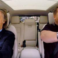 Paul McCartney Shares the most Beautiful Story on Carpool Karaoke.