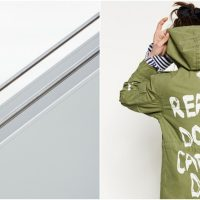 Melania Trump just flew to Texas to visit immigrant children. Guess what the back of her jacket says? [Photo]