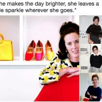 I Miss You already: 20 Inspiring Quotes from Fashion Icon Kate Spade.