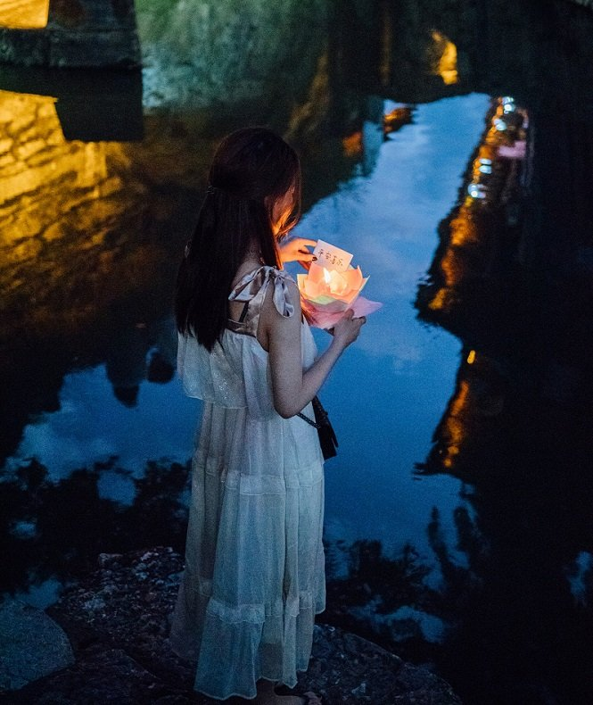 Image result for moon ritual water candles