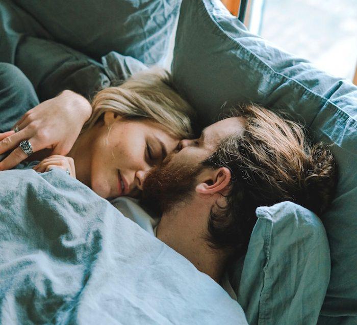 Sex intimate Loving Couple