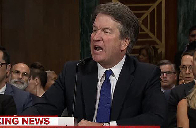 The undercurrent of suspicion in the nomination and possible confirmation of Judge Kavanaugh to SCOTUS