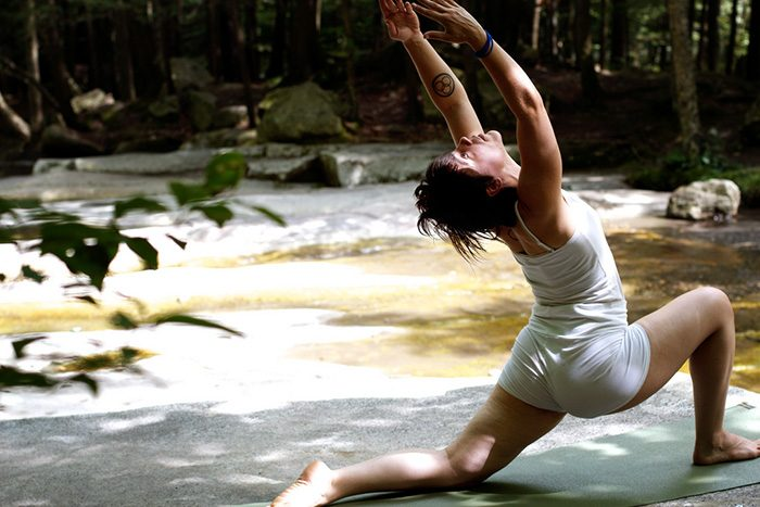 Finding love and body acceptance through yoga