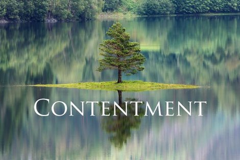 Image result for Contentment