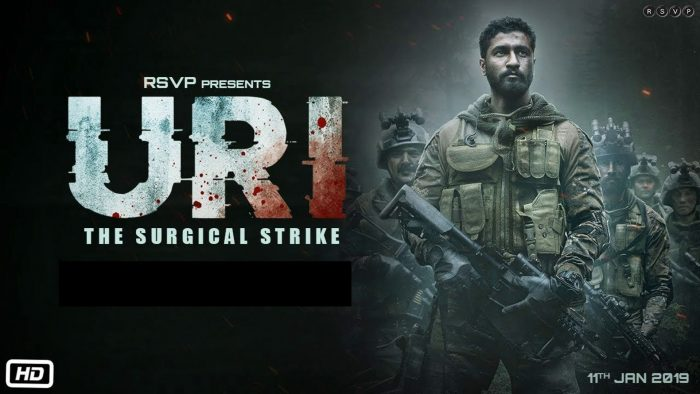 Review of URI-The Surgical Strike New found Respect for the
