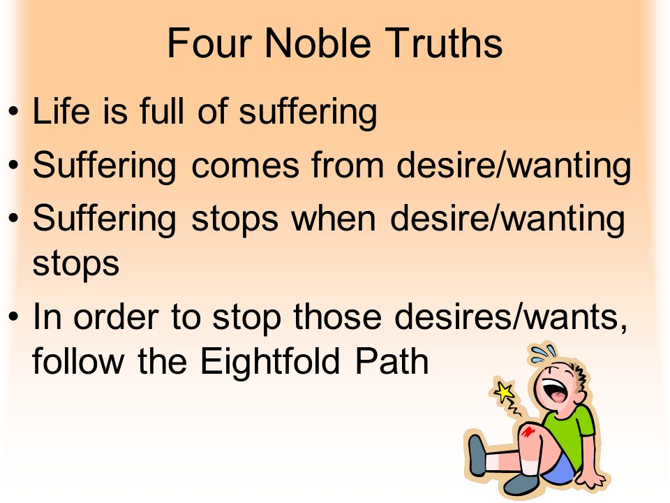 Image result for 4 noble truths