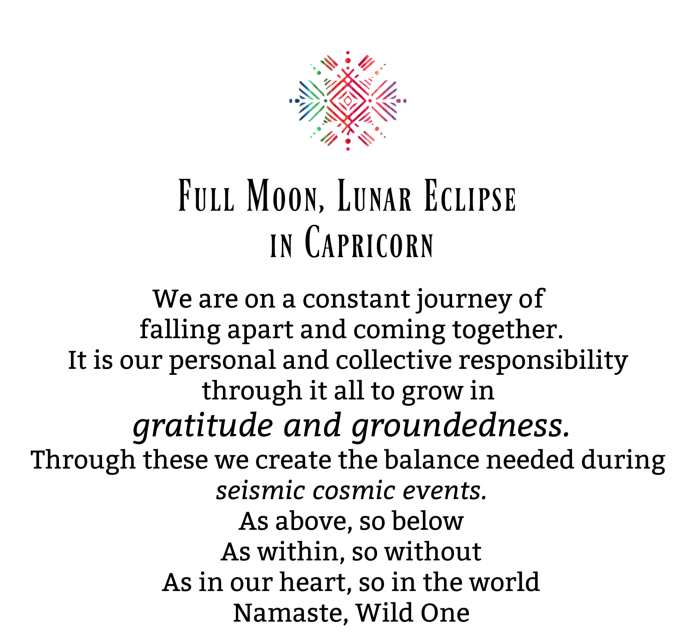 A Quickie Survival Guide for this Full Moon & Lunar Eclipse