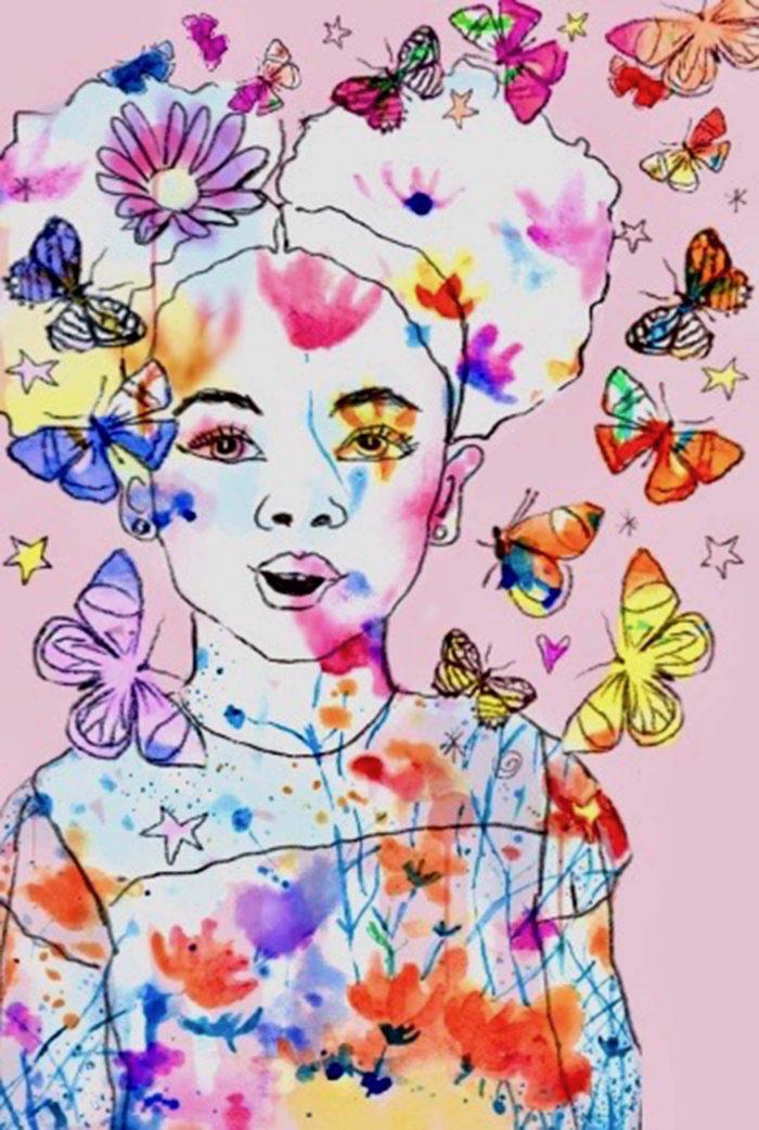 """Welcome to Wonderland,"" Celia Caro"