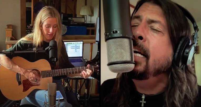 "This Foo Fighters ""Times Like These"" mix is Everything we need Right Now."