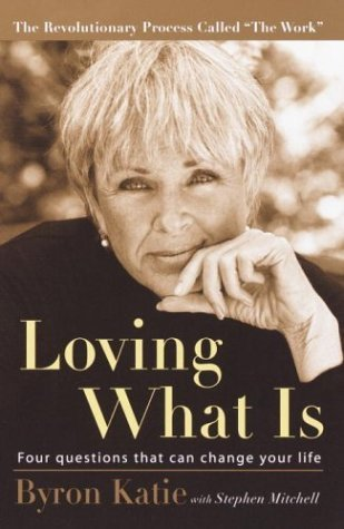 Byron Katie Loving What is - Book Cover