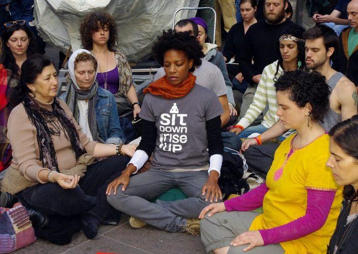 yoga social justice