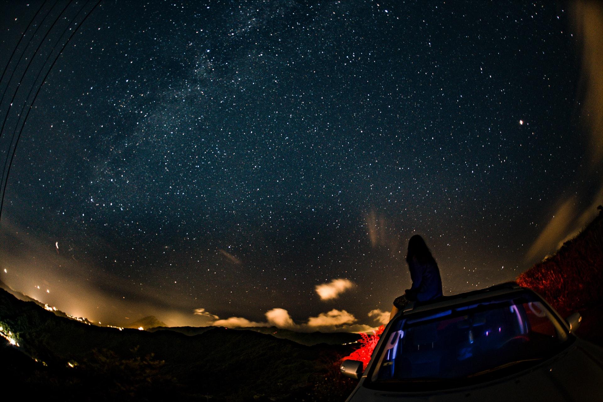 stars night