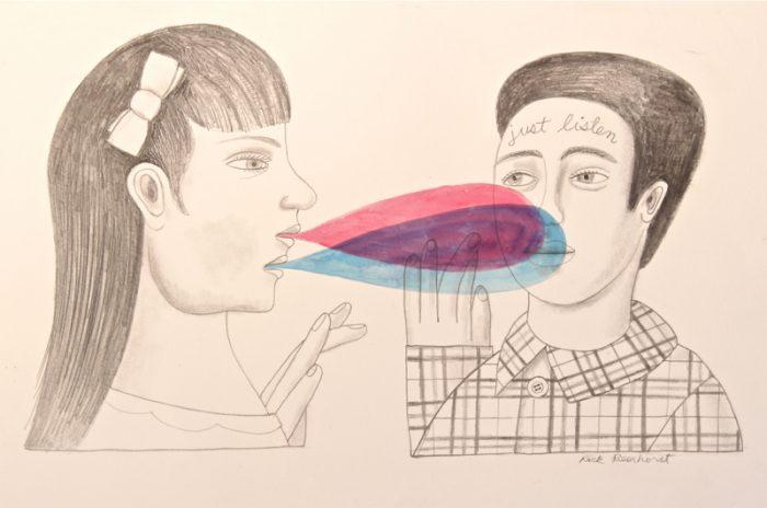 dissolve our problems