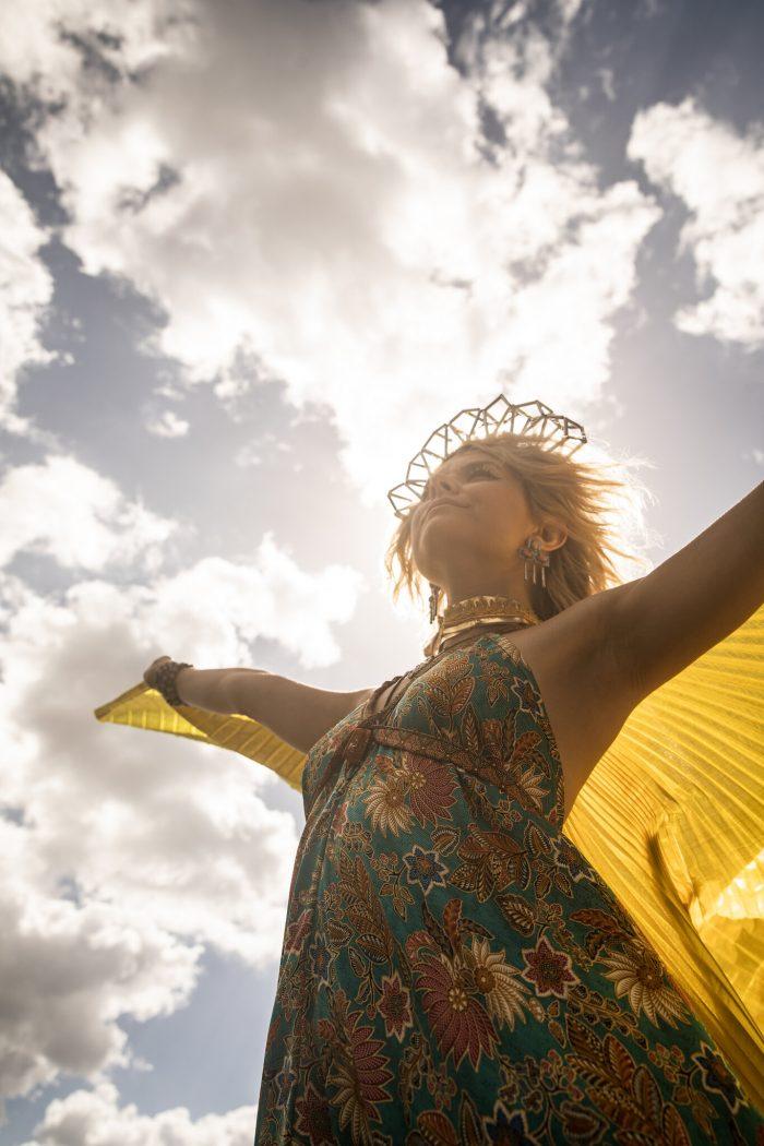 goddess, feminism, resiliency
