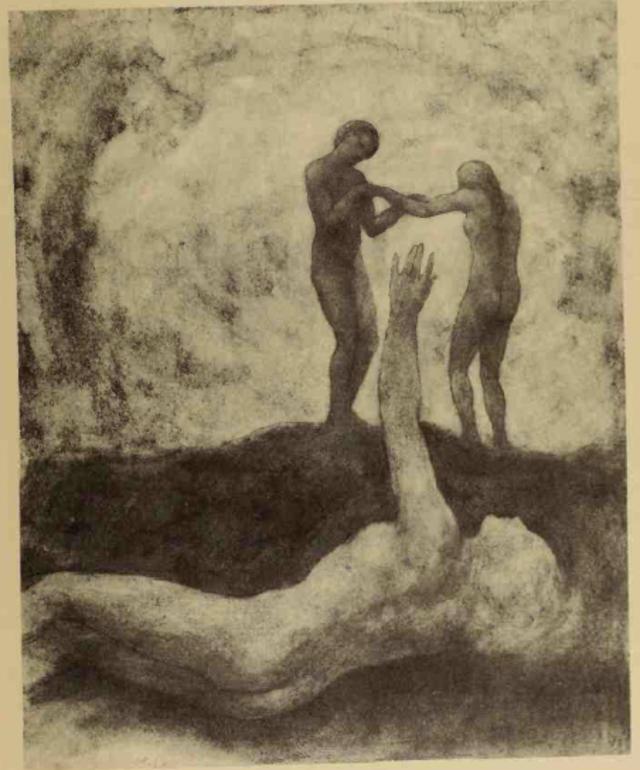 Gibran illustration