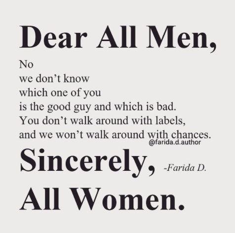 Dear All Men