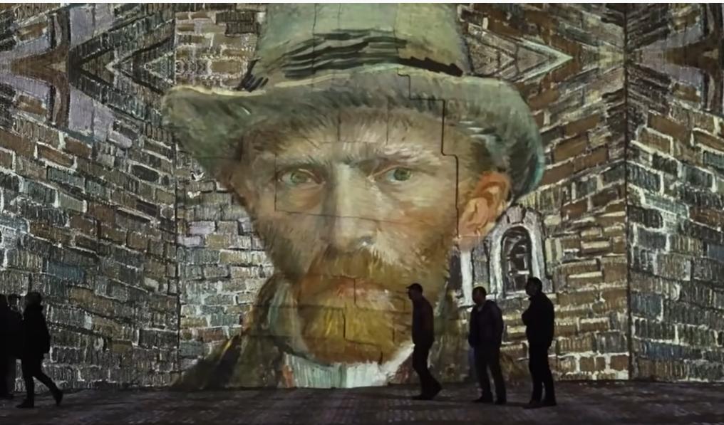 Immersive Van Gogh Experience